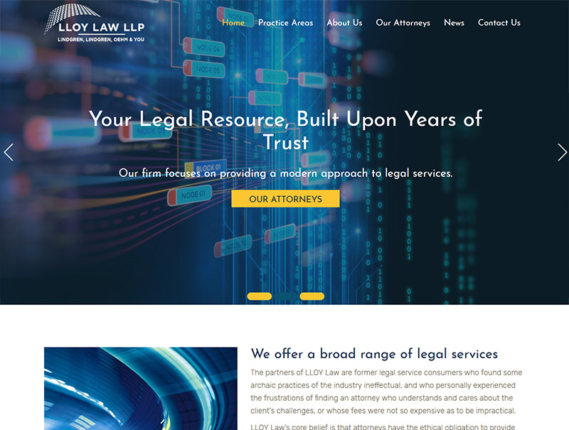New Jersey Web Design And Development Company Portfolio